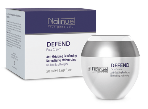DEFEND Anti-Oxidizing Reinforcing Normalizing Moisturing FACE CREAM купить в салоне Феличита